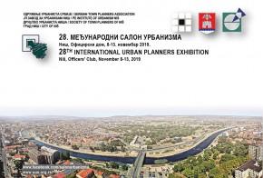 Konkurs za izlaganje na 28. MEĐUNARODNOM SALONU URBANIZMA