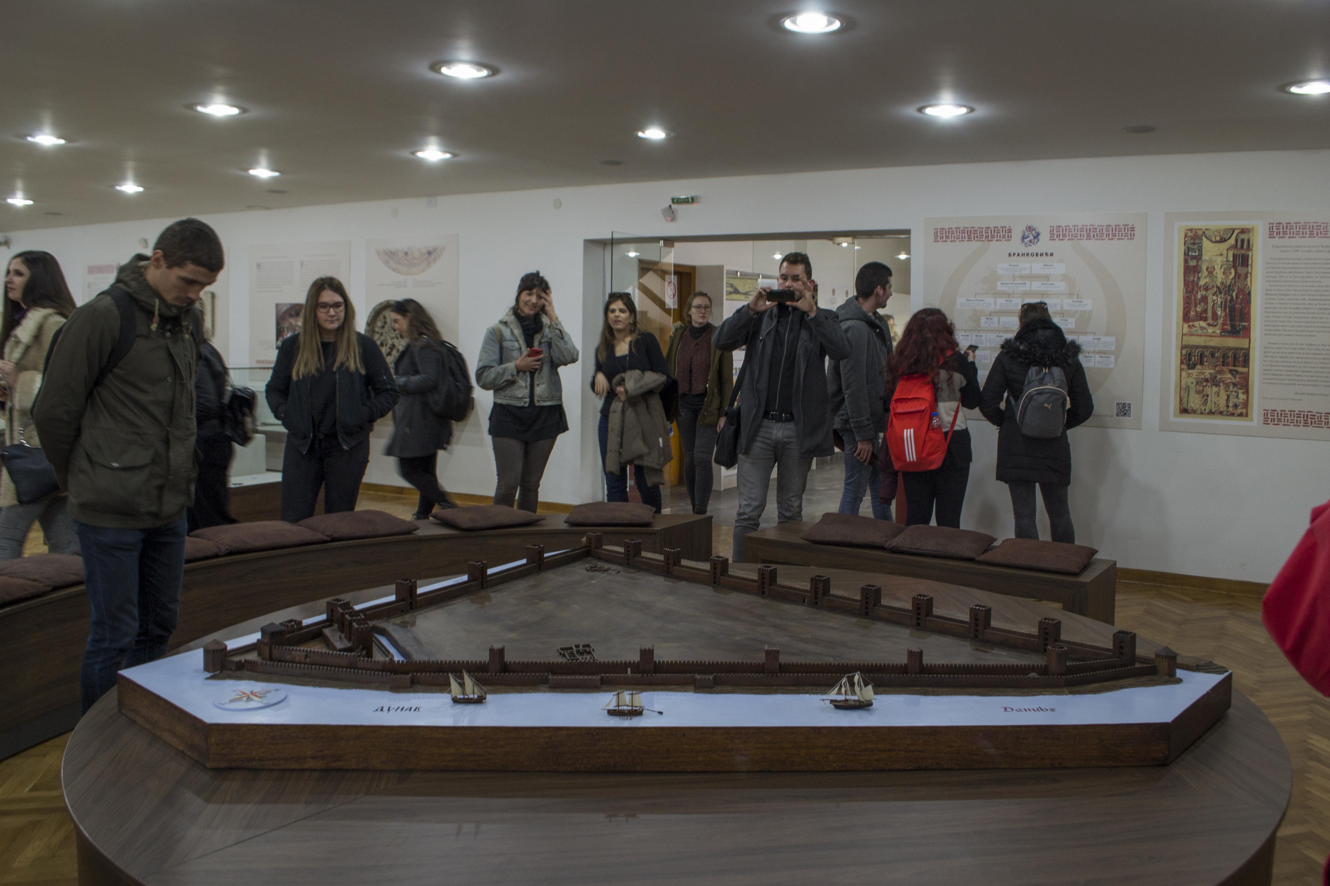 03_Obilazak Muzeja u Smederevu
