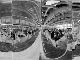 O3ONE Art Space: Модерни у Београду: црно на бело 29.11-05.12.2019. године
