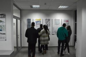 Учешће студената на међународној изложби у Подгорици поводом светског дана урбанизма