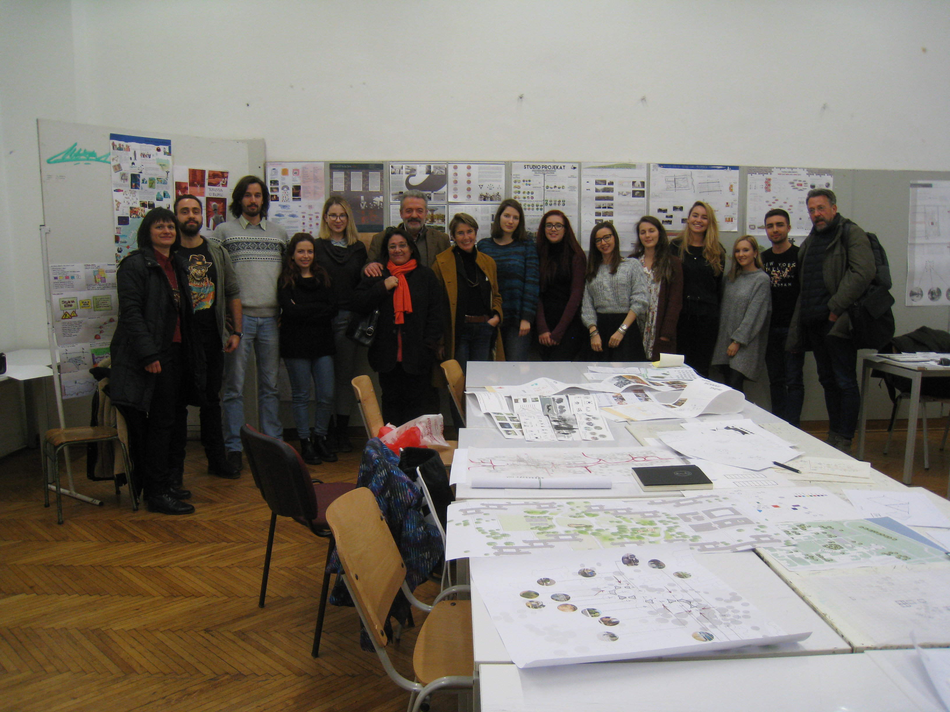 3 Workshop and critical review in AF _ Ecological urban design studio_