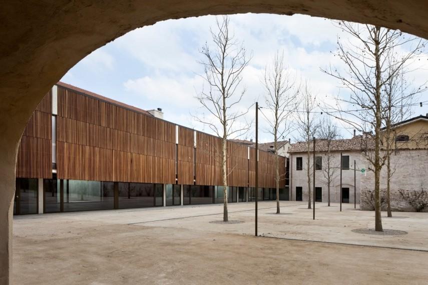 International 2019 Piranesi Honorable Mention ZAA Zamboni Associati Architettura