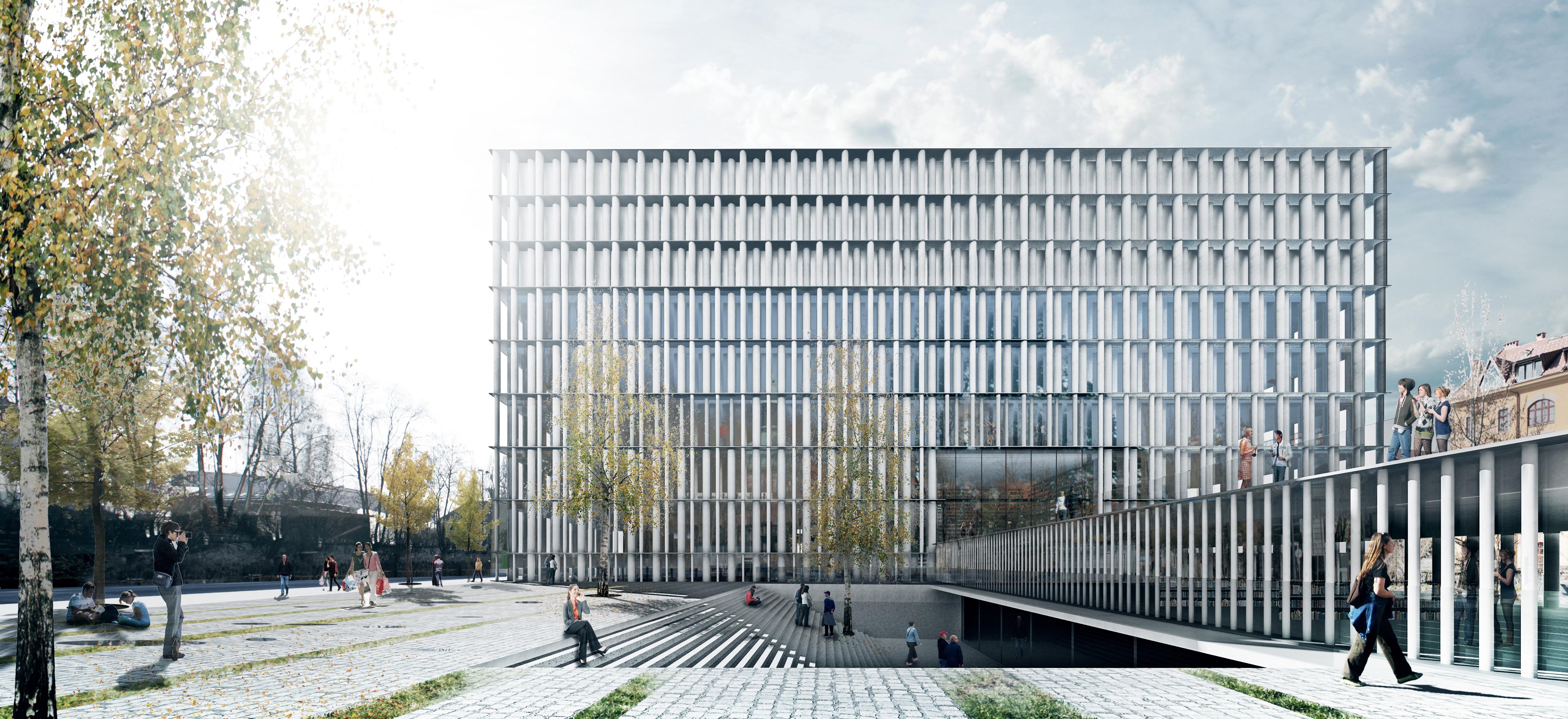 Narodna biblioteka Ljubljana