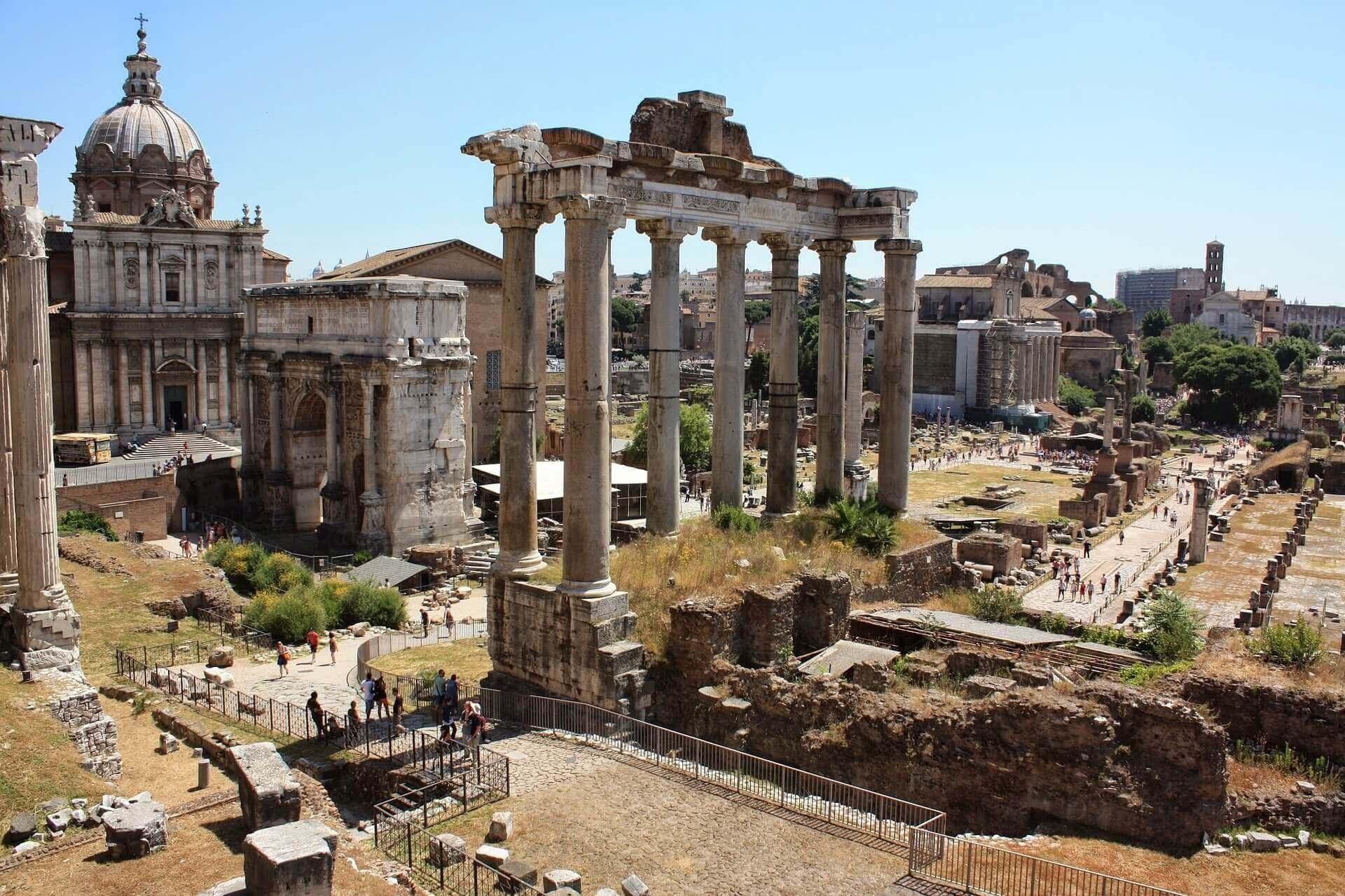 rome-italy-roman-forum-tickets