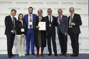 Велико признање за Архитектонски факултет у Београду – ZERO PROJECT AWARDS