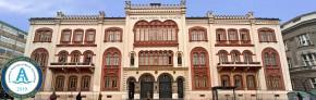 Огласи за издавање стана и локала у згради Задужбине Миливоја Јовановића и Луке Ћеловића
