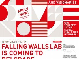Продужен рок за Falling Walls Lab