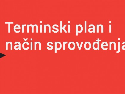 NAČIN SPROVOĐENJA ISPITA U JUNSKOM I JULSKOM ISPITNOM ROKU 2019/2020