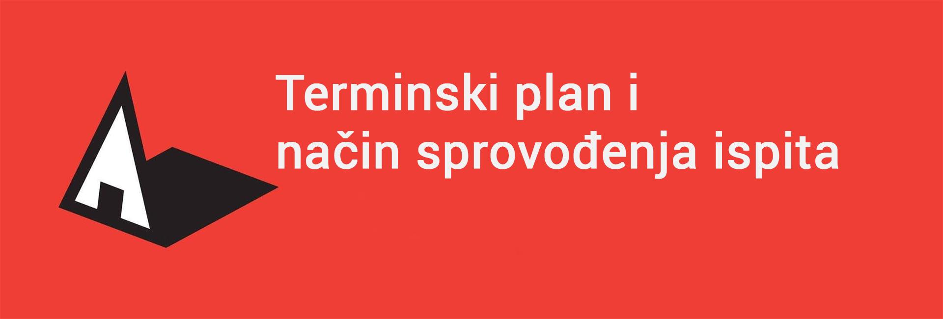 terminski plan