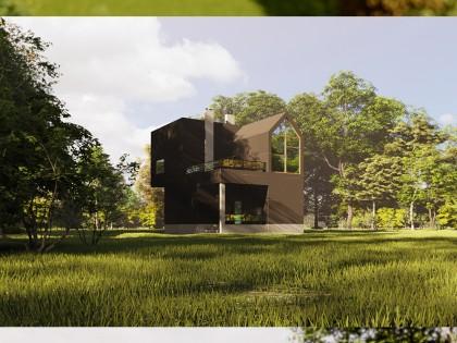 Glavni projekat vikend kuće
