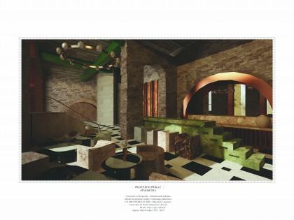 Тектоника архитектонског простора