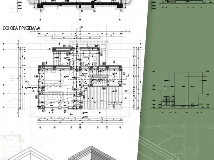 Sinteza elemenata i sklopova: Projekat zidane zgrade