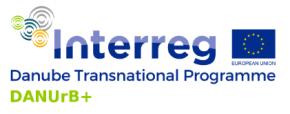 DANUrB+ (2020-2022): Arhitektonski fakultet u Beogradu učesnik novog međunarodnog projekta u okviru INTERREG podunavske prekogranične saradnje EU