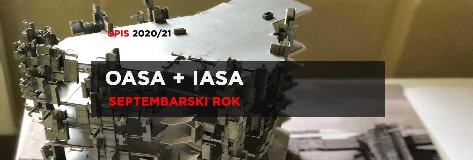 oasa iasa