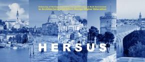 Архитектонски факултет у Београду реализатор HERSUS пројекта у оквиру ERASMUS+ Стратешких партнерстава у области високог образовања