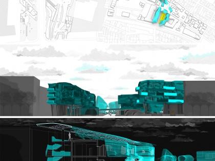 Утицај контекста на редефинисање вишепородичног становања у градском блоку