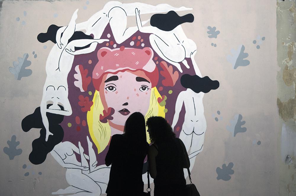 Kiška studio aka Barbara Dimić i Tijana Tripković_Photo credit Ognjen Ranković