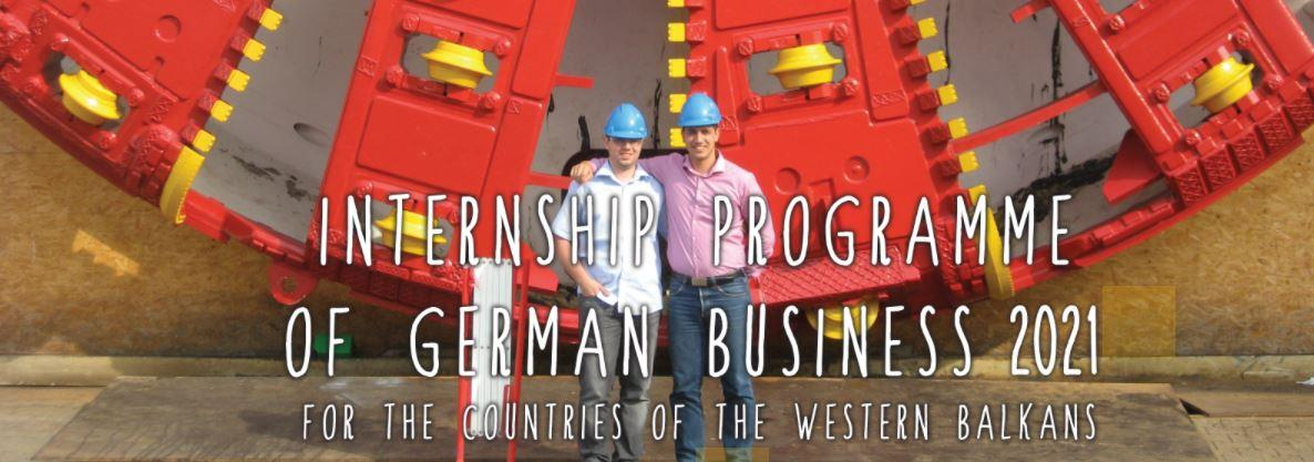 SRB_2020_Internship Programme of German Business