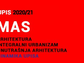 MAS 2020/21 UPIS – UPUTSTVA ZA UPIS – PRVI DAN UPISA