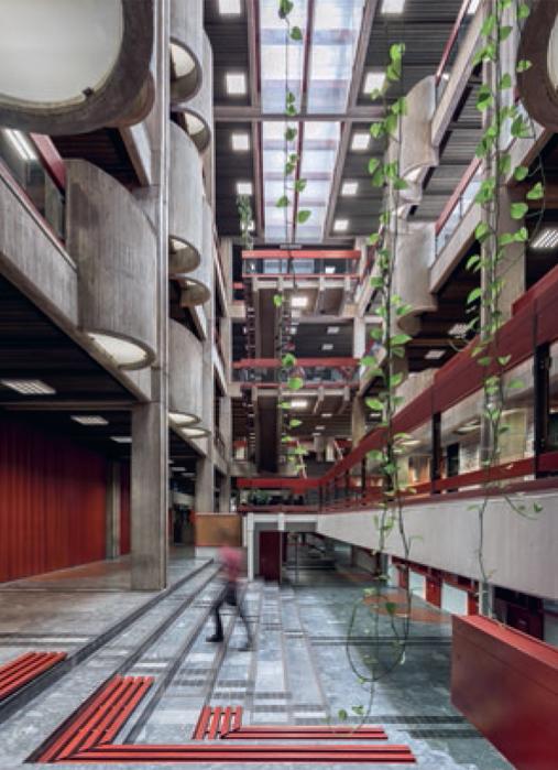 stjepanovic - zgrada filozofskog fakulteta u novom sadu (2)