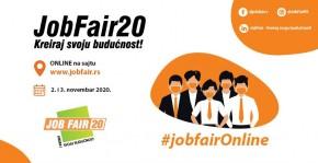 JobFair — Креирај своју будућност!