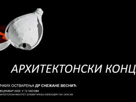 Изложба стручно-уметничких остварења др Снежана Веснић