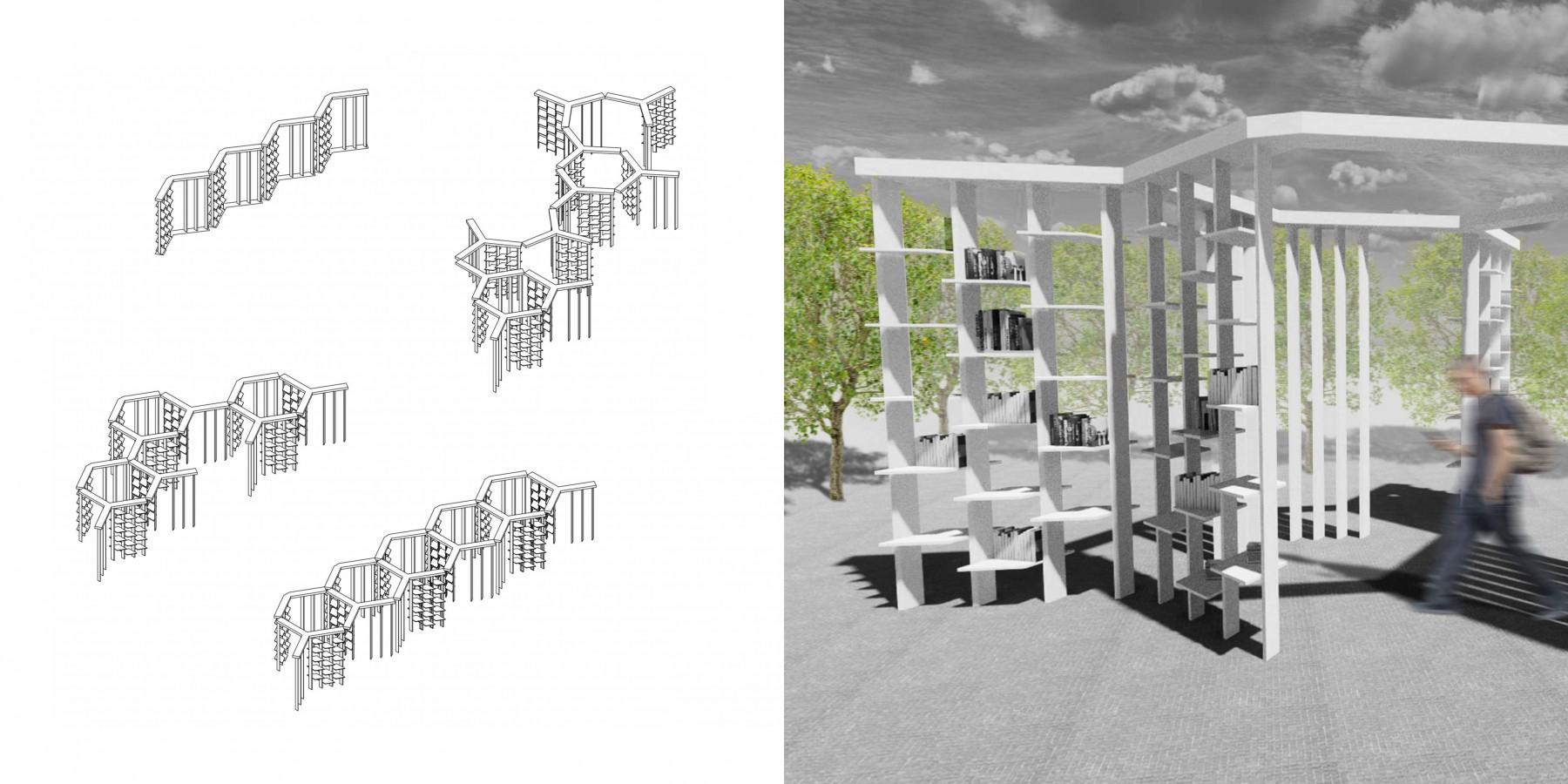 РЕЗУЛТАТИ Јавног, анкетног студентског конкурса за идејно решење мобилног павиљона / просторне инсталације