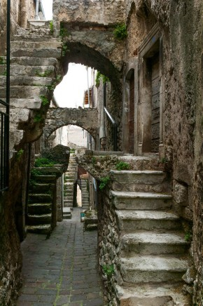 Летња школа архитектуре – Абруцо, Италија: Међународно друштво за археологију, уметност и архитектуру Рима