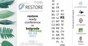 RESTORE READY Conference in Belgrade