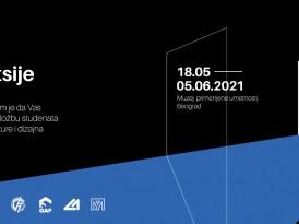 """Учешће у оквиру манифестације ,,Пре Салона"""", 43. Салона архитектуре 2021."""