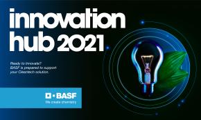 """""""BASF Innovation Hub 2021""""- јединствена прилика за иноваторе и стартапе"""