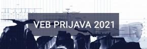 ВЕБ ПРИЈАВА  за Пријемни испит 2021