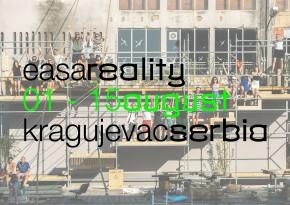 Позив за учешће: Европска летња школа архитектуре EASA Reality, Крагујевац