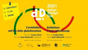 Дан италијанског дизајна у свету – Italian Design Day 2021