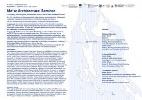 Moise Architectural Seminar